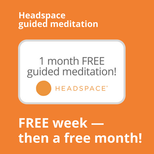 WP Headspace free month