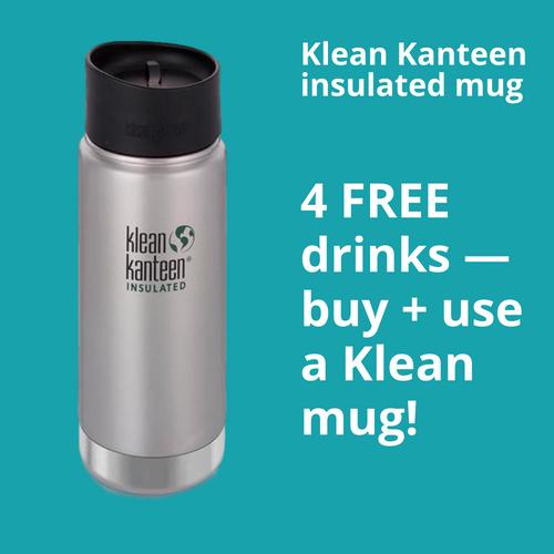 WP Klean free drinks